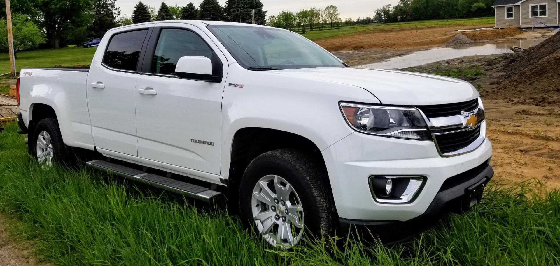 Summit White owners...come on in... - Page 17 - Chevy Colorado & GMC Canyon
