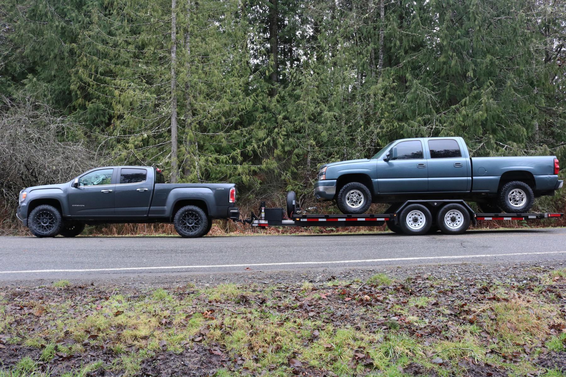Sdp Diesel Build Page 3 Chevy Colorado Gmc Canyon