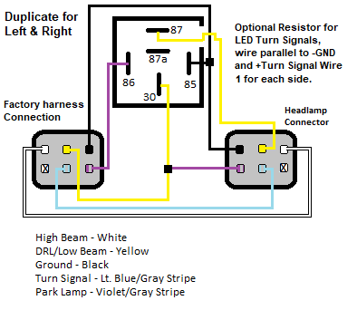 Drl Wiring Diagram from www.coloradofans.com