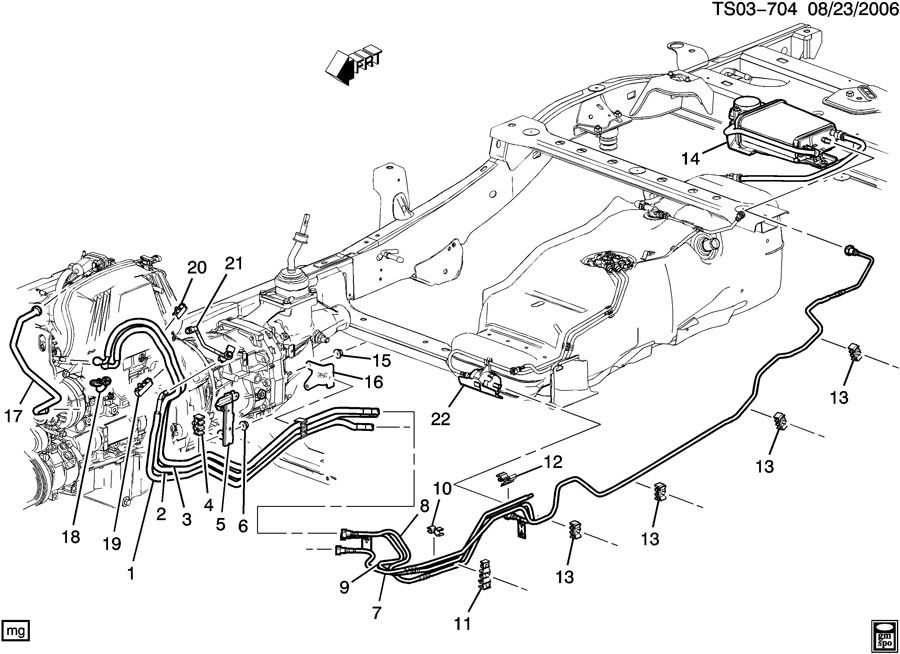 30 2005 Chevy Silverado Fuel Line Diagram