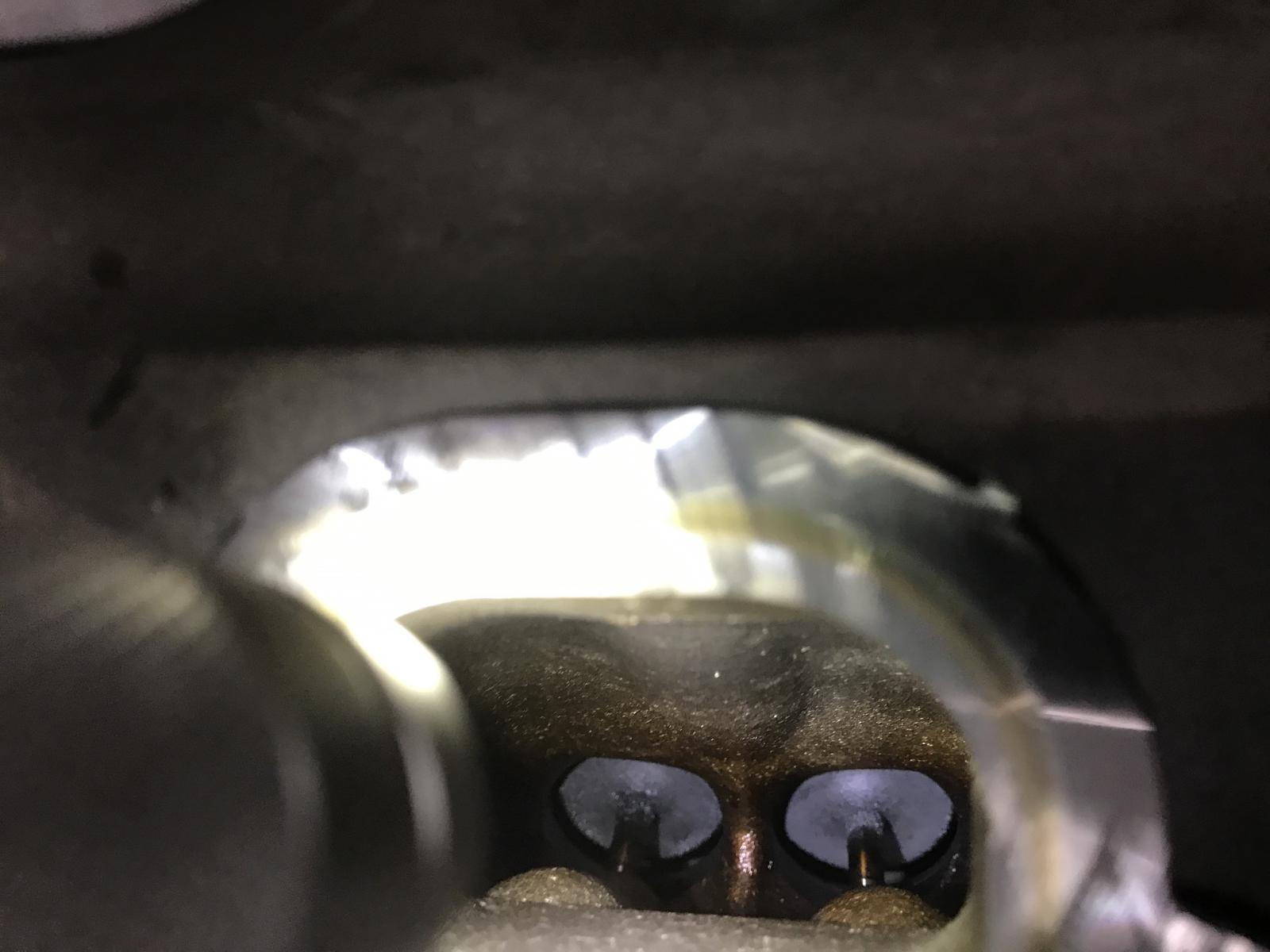 Intake valve cleaning with pics | Page 2 | Chevy Colorado