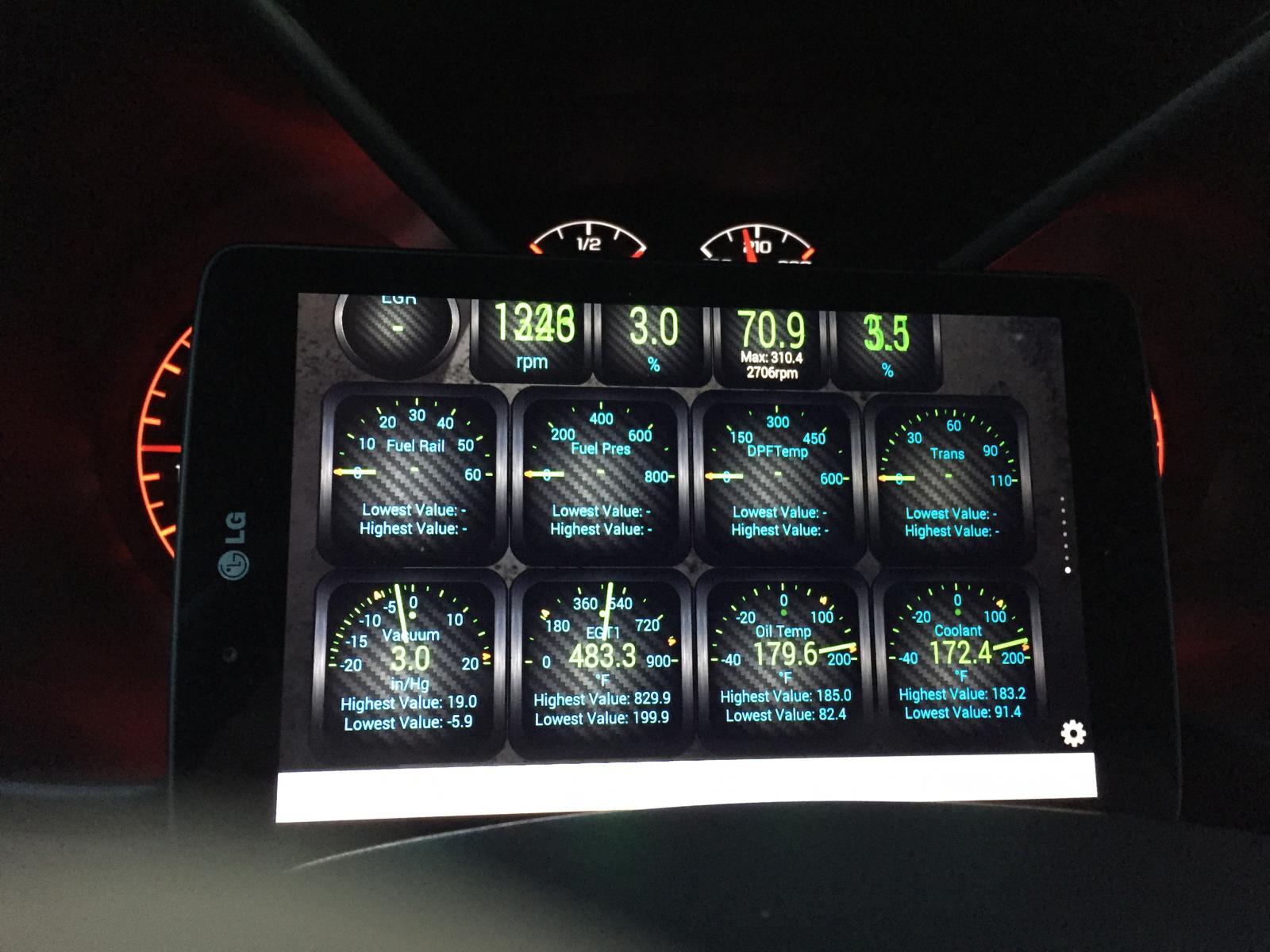 D-Max Engine Monitors | Page 3 | Chevy Colorado & GMC Canyon