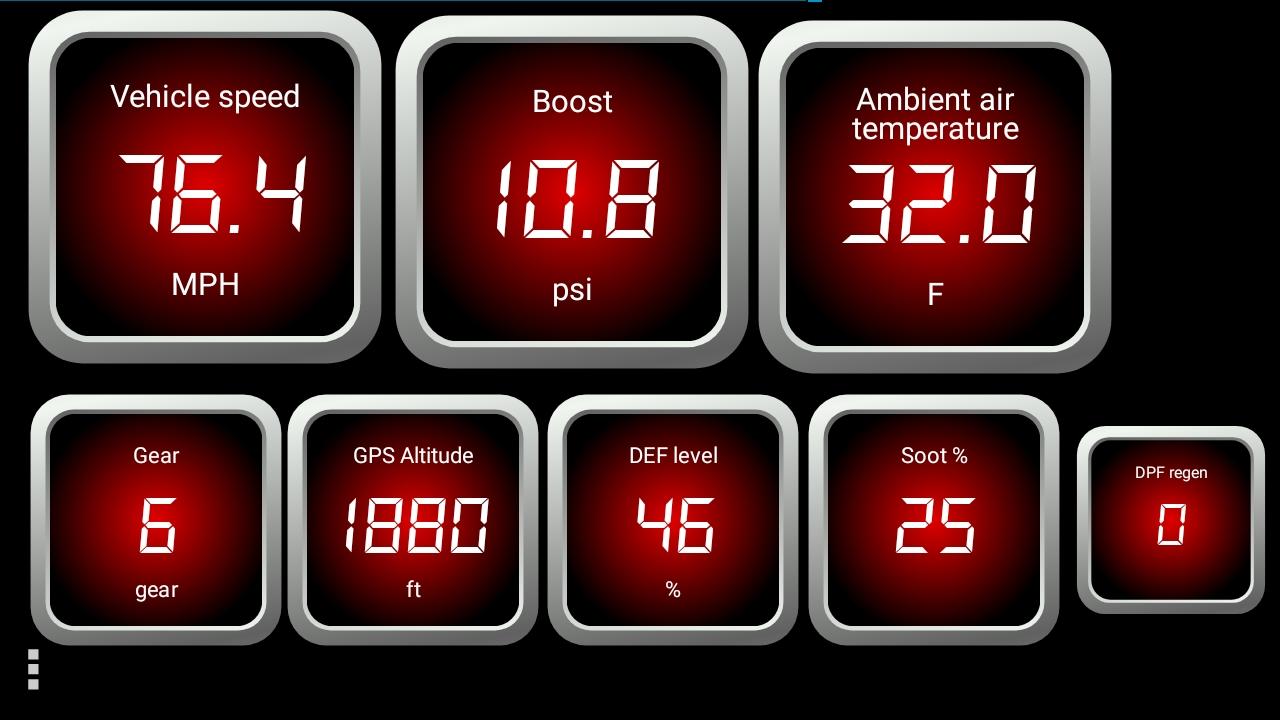 D-Max Engine Monitors | Page 16 | Chevy Colorado & GMC Canyon