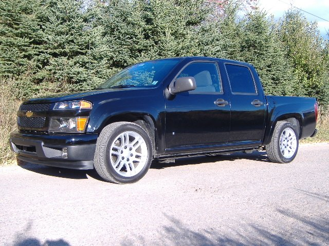 2007 Chevrolet Colorado Zq8 Crew Cab Chevy Colorado Gmc