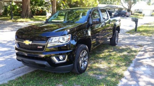 Showcase cover image for heindrich06's 2015 Chevy Colorado