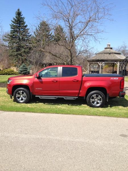 Showcase cover image for KBarlow's 2015 Chevrolet Colorado