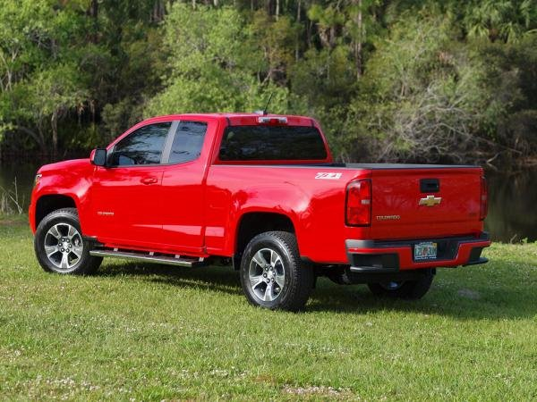 Showcase cover image for RatRacer's 2015 Chevrolet Colorado Z71 **TRADED FOR 2017 Z71 CCSB**