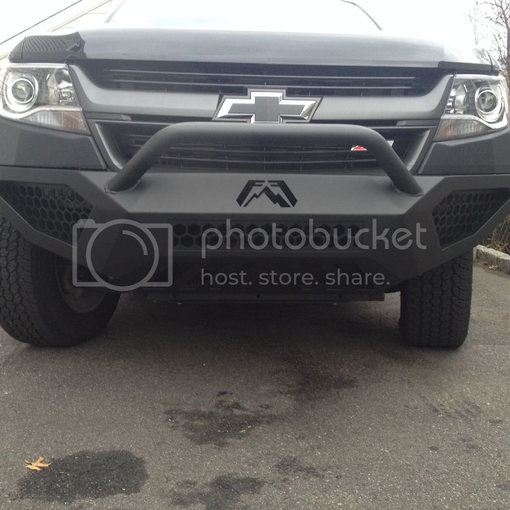 What front Bumper is this?   Chevy Colorado & GMC Canyon