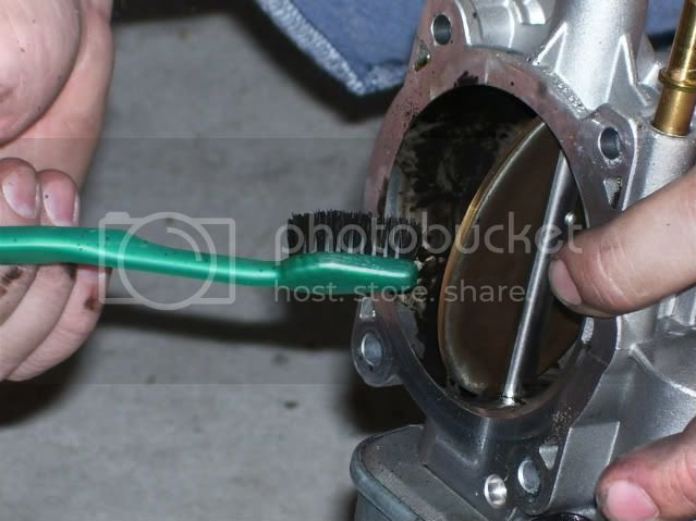 HOW TO: TB (Throttle Body) Cleaning (WITH PICS!) - UPDATED