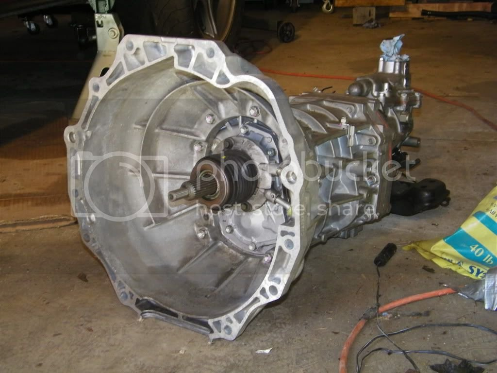 on Vortec 4200 Engine Swap