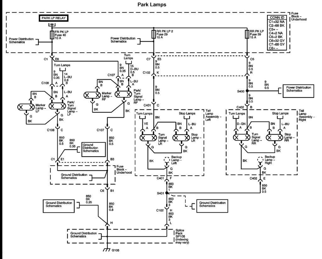 I Need Wiring Schematic For 04 Canyon