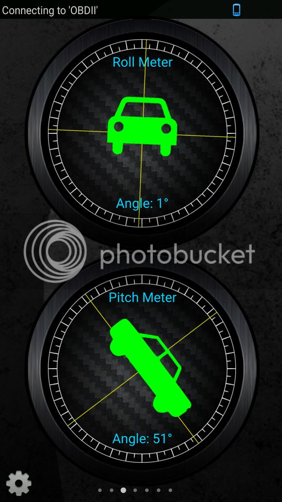 Bluetooth Digital Gauge Cluster (Torque Pro)! | Chevy