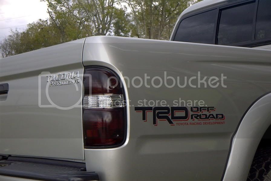Smoked My Tail Lights      | Chevy Colorado & GMC Canyon