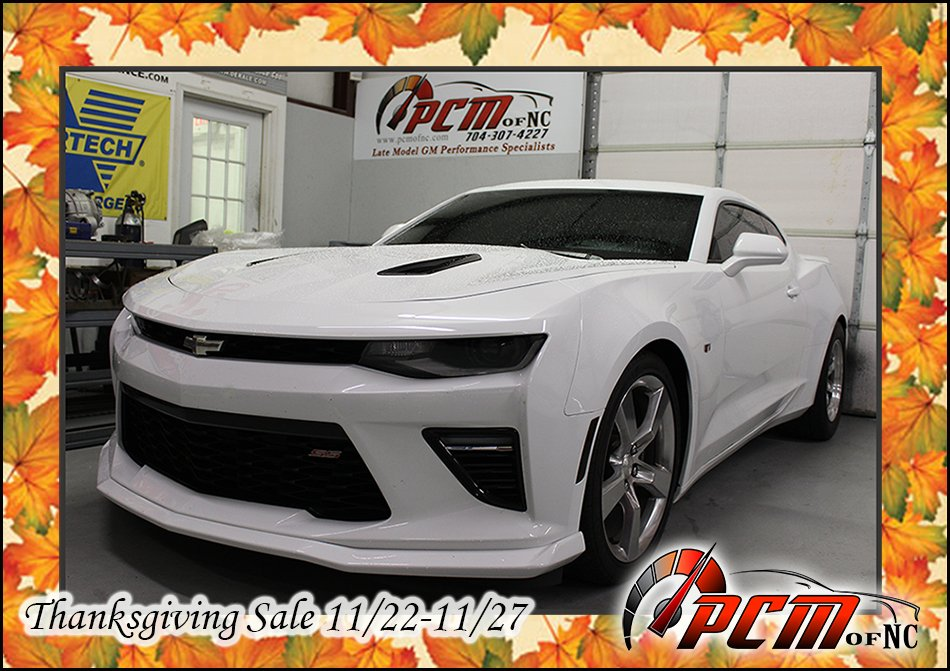 PCM of NC Thanksgiving Day Sale! 11/22-11/27 | Chevy Colorado & GMC