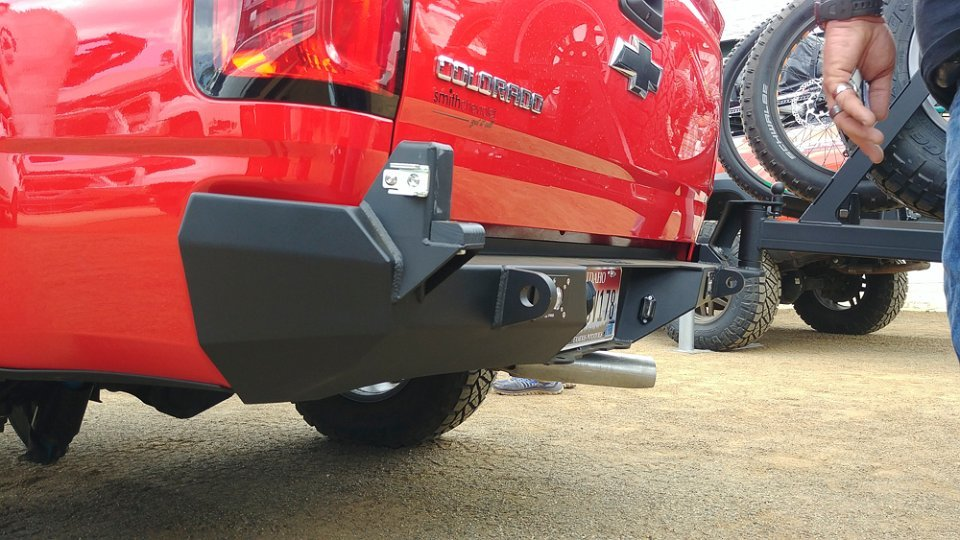 New ZR2 Products | Chevy Colorado & GMC Canyon