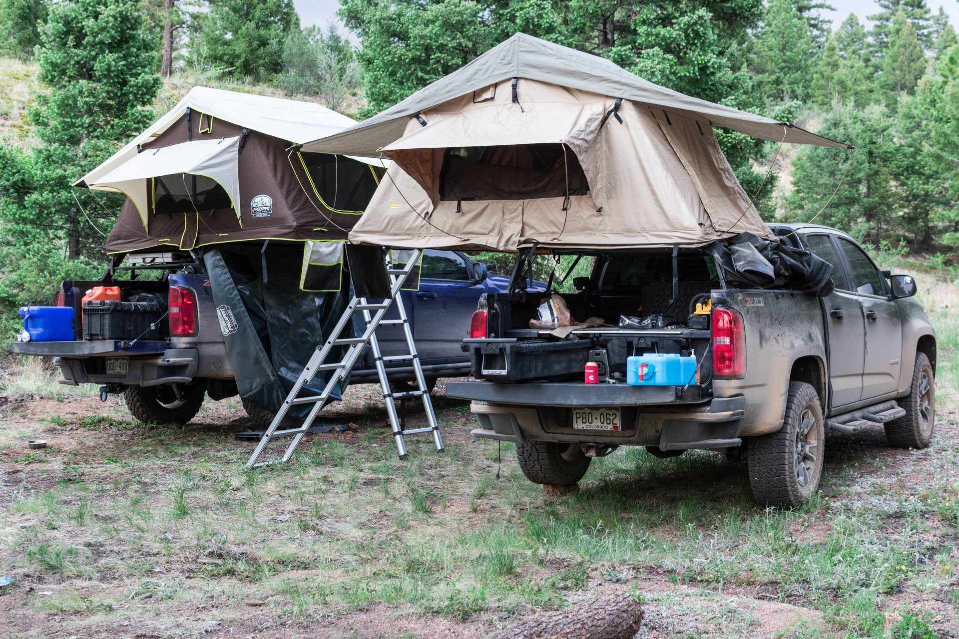 Truck Tent Anybody Chevy Colorado Amp Gmc Canyon
