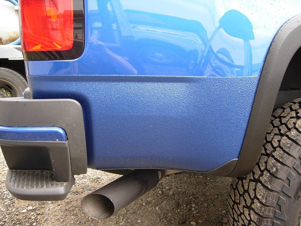 Exhaust tip? | Chevy Colorado & GMC Canyon