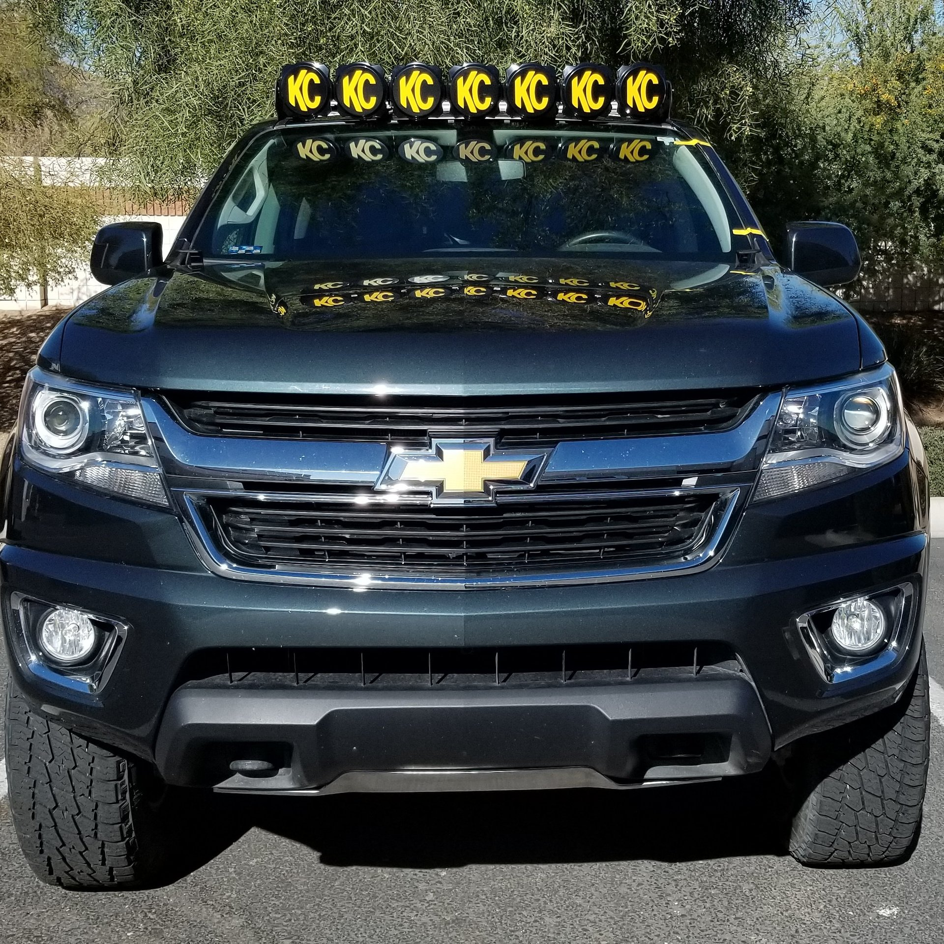 Roof Rack By Kc Mrack Chevy Colorado Gmc Canyon