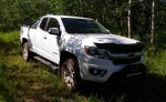 2016 Colorado LT 4x4