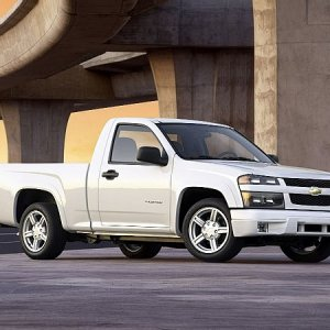 Chevrolet Colorado Regular