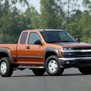 Chevrolet Colorado Extended