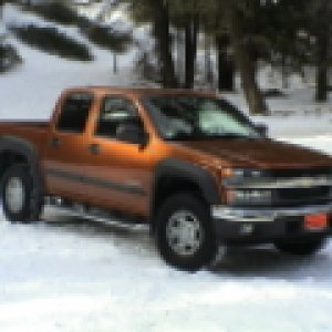 Z71 in Big b\Bear, CA.