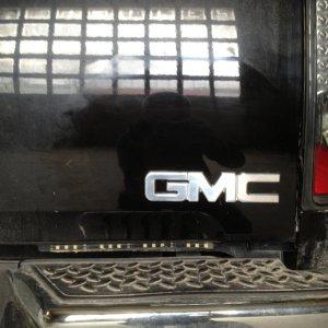 Led brake lights, Led third brake light, led tailgate bar | Chevy