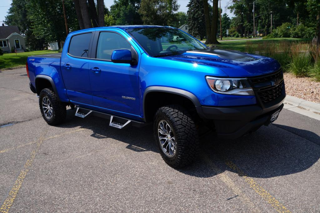 Test Drove Both Z71 And Zr2 Need Help Chevy Colorado